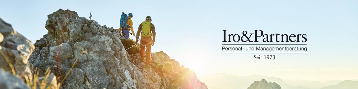 Iro & Partners Personal- und Managementberatung GmbH. cover