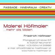 Malerei Höflmaier